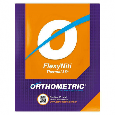 Arco Pré Inf Niti Thermo 21x 25 Orthometric